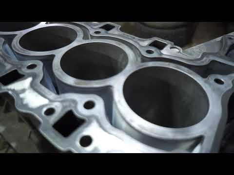 Ремонт двигателя BMW F10 N52B25