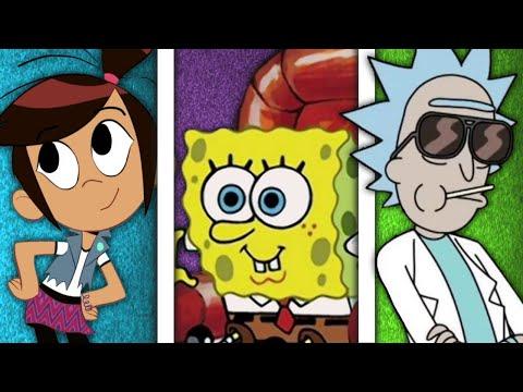 Disney's NEW CARTOON, SpongeBob's LOST MOVIE Revealed, Rick and Morty Season 5 New Trailer