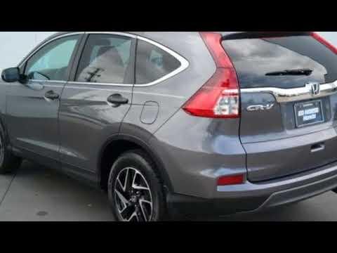 Used 2016 Honda CR-V West Palm Beach Juno, FL #JE026599A