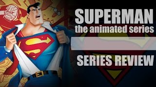 Superman the Animated Series Review