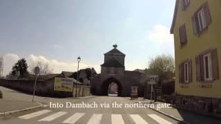 Souvenir: Dambach-la-Ville, Alsace