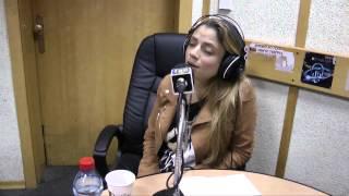 שירי מימון - מחכה שתשוב - גירסת פסנתר - 100FM מושיקו שטרן