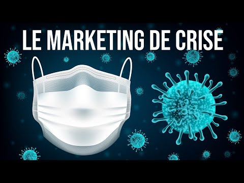 Coronavirus - Marketing de crise covid-19