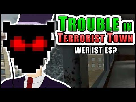 Ich bin DebitorLP! | Trouble in Terrorist Town! - TTT | Zombey