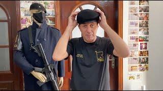 Como os policiais fazem para moldar uma Boina de Rota - do diretor Elias Junior