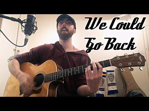Jonas Blue (ft. Moelogo) - We Could Go Back - Cover