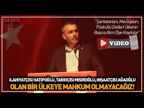 İyi Parti'li Onur Aydın Konuştu Sosyal Medya Yıkıldı!