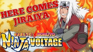 Jiraiya is NEXT !!  - Naruto x Boruto Ninja Voltage