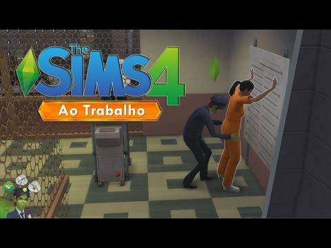 The Sims 4 - Ao trabalho : Conferindo o Game (DLC)