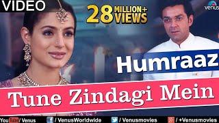 Video Tune Zindagi Mein Full Video Song : Humraaz | Bobby Deol, Amisha Patel, Akshaye Khanna | download MP3, 3GP, MP4, WEBM, AVI, FLV Maret 2018