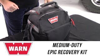 In the Garage™ with Performance Corner®: WARN Medium-Duty Epic Recovery Kit