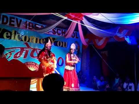 Dance on do naina ghanshyam ke
