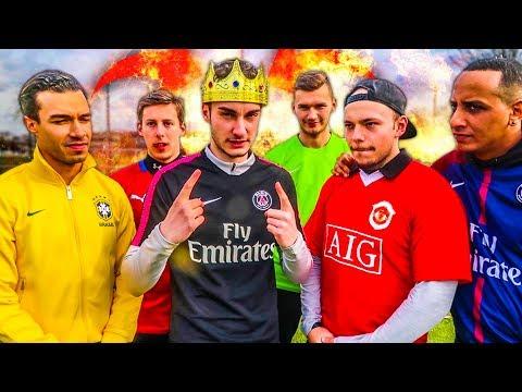 WER WIRD DER NEUE ELFMETER KING?! FUßBALL CHALLENGE