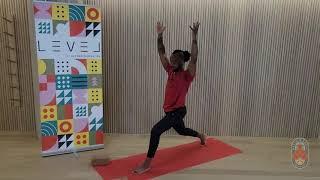 emPOWERed Yoga Warrior  May 14, 2021