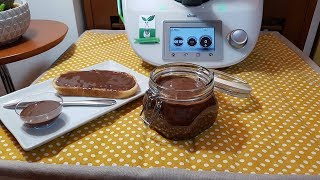 Ricetta Nutella Bimby Senza Zucchero.Crema Di Nocciole Tipo Nutella Per Bimby Tm6 Tm5 Tm31 Youtube