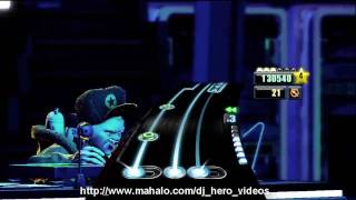 dj hero expert mode ice ice baby vs u cant touch this