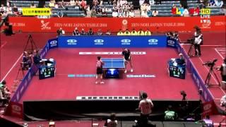 2014 WTTTC (MT-Pos.1-12/TPE-CRO/m4) CHUANG Chih-Yuan - GACINA Andrej [HD] [Full Match/Chinese]
