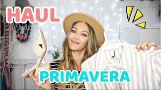HAUL PRIMAVERA 2019 - ultimas compras, Stradivarius, Zara y Aliexpress