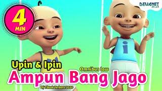 Ampun Bang Jago - Dj tiktok terbaru 2020 ( Omnibus law ) Versi Upin Ipin Feat Bear Band #DNS