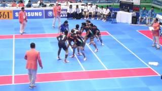 2014 Incheon asia game kabaddi women/ Thailand vs India 1 (인천아시안게임 카바디)