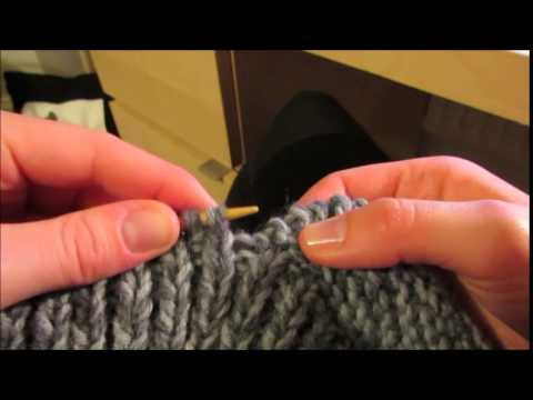 Tuto chaussons adulte en tricot facile - YouTube 339303166af8