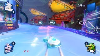 Team Sonic Racing - Silver Gameplay (PC HD) [1080p60FPS]