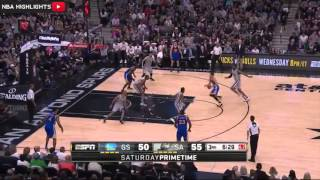 Golden State Wariors vs San Antonio Spurs Full Game Highlights (HD) | March 19, 2016 NBA 2016