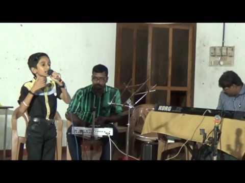 Ottaykku Paadunna By GokulGiri singing..