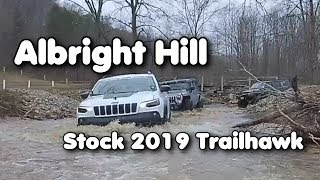 2019 Jeep Cherokee Trailhawk Elite, Stock, Off Road Vinton County Ohio, Trail Rated!