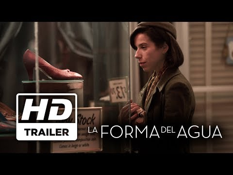 LA FORMA DEL AGUA - Estreno - Todo sobre la película de Guillermo del Toro
