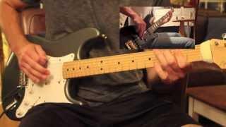 Wedding Nails - Porcupine Tree (Guitar/Bass cover)