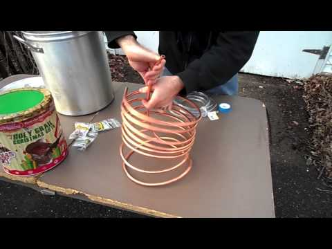 Make Your Own Immersion Wort Chiller in 15 Minutes