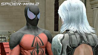 Scarlet Spider vs Black Cat - The Amazing Spider-Man 2 Game (PS4)