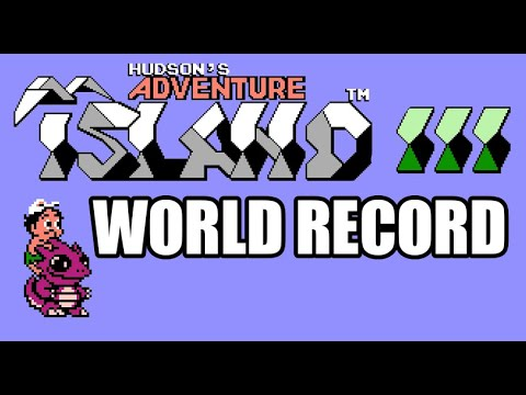 Adventure Island 3 (former World Record) 19:24