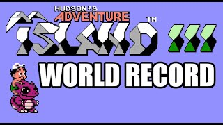 Adventure Island 3 WR! 19:24