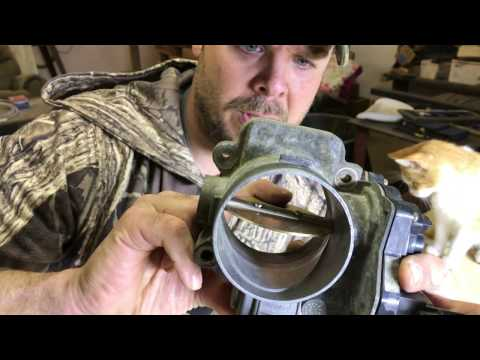 Throttle Body Fix for GM Limp Mode REDUCED ENGINE POWER Video