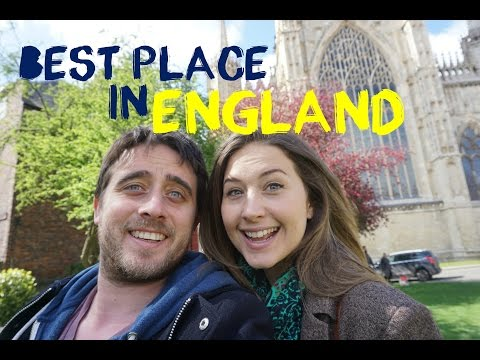 York UK  | England Travel Vlog #6