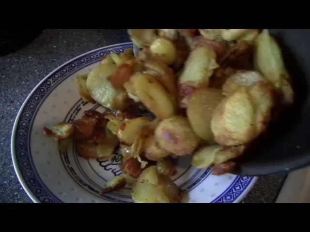 Coldmirrors Cooking Corner - Bratkartoffeln mit Bifi