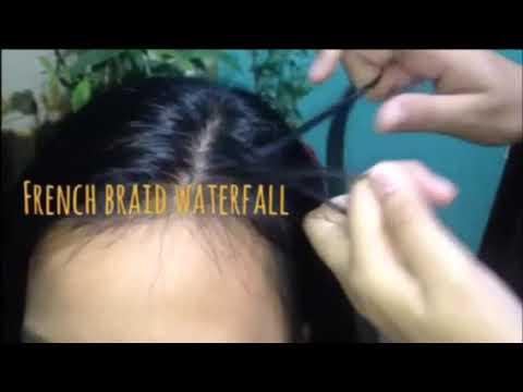 Hair tutorial (Southeast Asian College Inc.) -Sir. gadwin solera