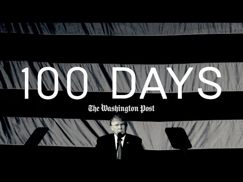 Thumbnail: The first 100 days of Donald Trump's presidency