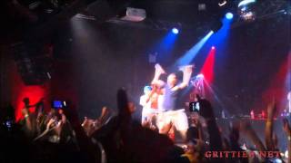 "Kreayshawn & V-Nasty Performing ""Bumpin Bumpin"" & ""Gucci Gucci"" @ Highline Ballroom (NYC)"
