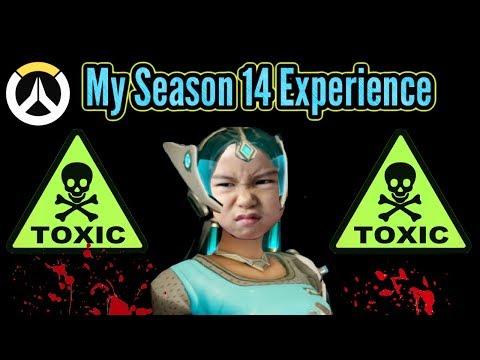 I Hope Season 15 Isn't as Toxic as 14 Was (Overwatch) thumbnail