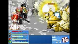 Epic Battle Fantasy 4 - Final Boss - Godcat, The Creator and The Destroyer