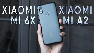Обзор Xiaomi Mi 6X / Mi A2. Голый Android его спасет...