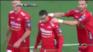 Oostende   Genk 6 0  ALL GOALS  Jupiler League 27 11 2016