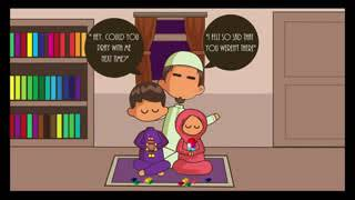 How to Teach Kids Salat   Nouman Ali Khan   illustrated   Subtitled   YouTube