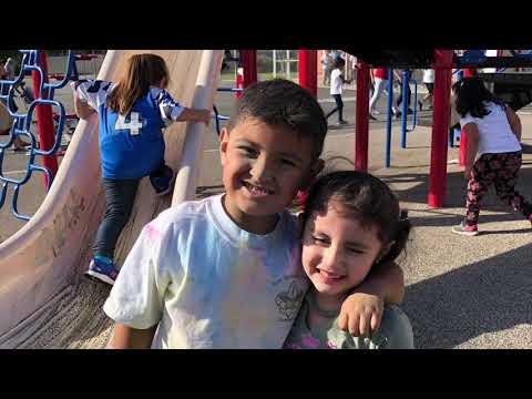 Northam Elementary School Color Run 2018