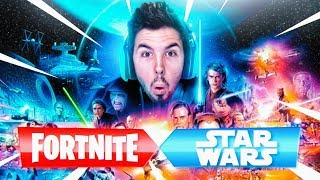 EVENTO STAR WARS x FORTNITE