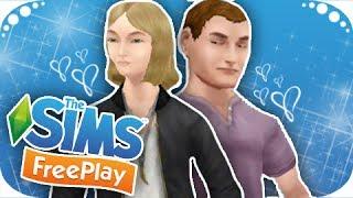 sims Freeplay #1 -Начинаем