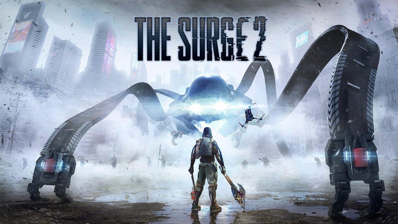 The Surge 2 ➤ Прохождение 1